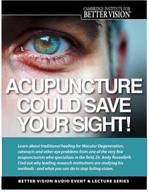 Acupuncture Could Save Your Sight digital download