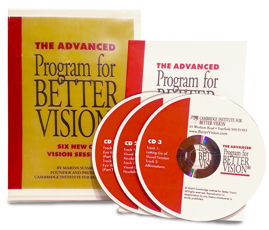 The Advanced Program for Better Vision