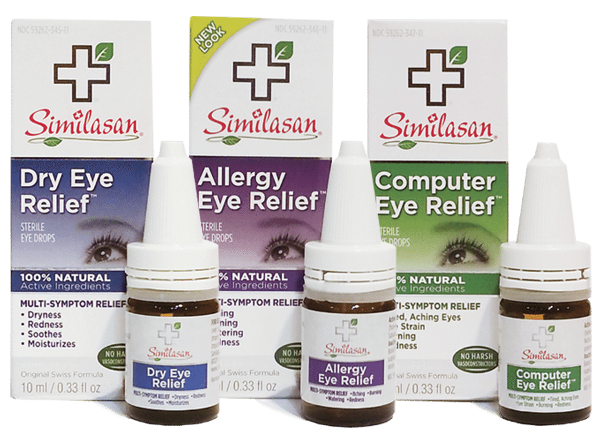 All Natural Eye Drops For Dry Eyes