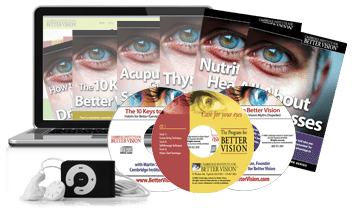 Better Vision Audio Events and Lectures
