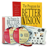 The Program for Better Vision is an educational approach to vision and eye improvement.