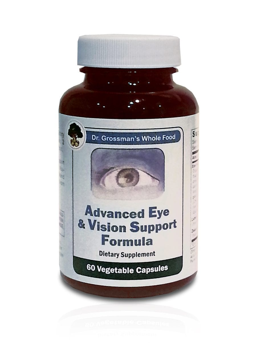 Advanced Eye & Vision Formula