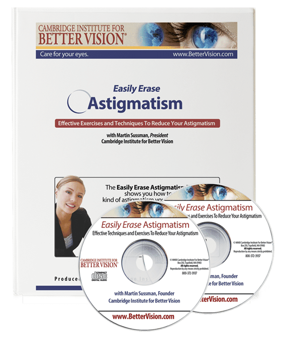 Easily Erase Astigmatism program